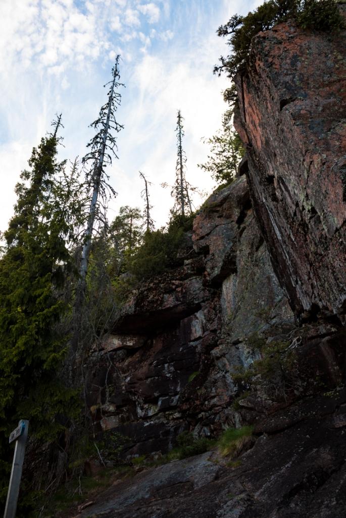 skule-mountain-steep-rock-wall