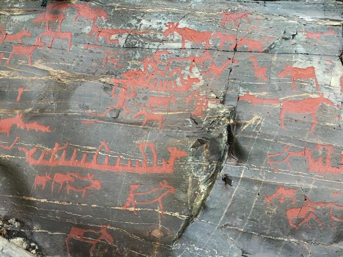 PetroglyphSmoothRock