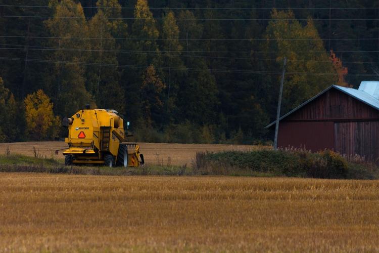 combine-harvester