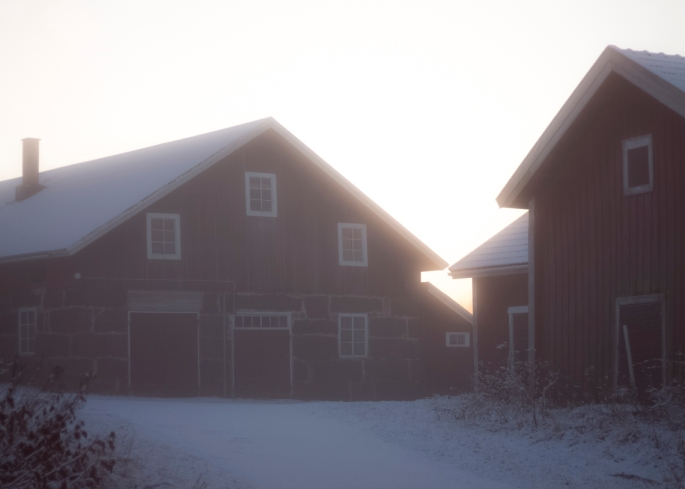 magical-hazy-glow-over-barn