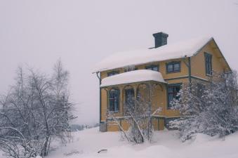 beautiful-yellow-house